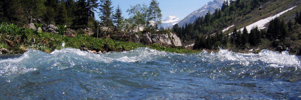 Le Réseau des Acteurs de l'Eau en Montagne : Suivez les travaux