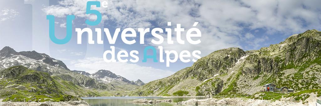 Rendez-vous : L'Université des Alpes 2018