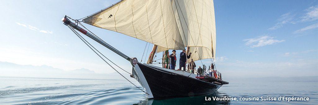 Espérance III, une belle histoire sur le lac d'Annecy…