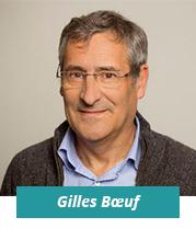 intervenants Gilles Boeuf