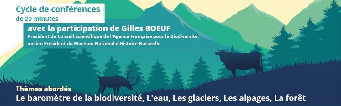 La montagne vivante garante de la biodiversité